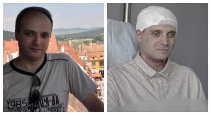 """Medicul Cătălin Denciu, desemnat """"Eroul anului 2020"""". Bărbatul a sărit în flăcări pentru a-și salva pacienții din incendiul de la Piatra Neamț"""
