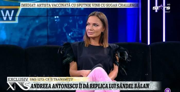 """Săndel Bălan îi declară război Andreei Antonescu! De ce s-a destrămat, de fapt, trupa Andre: """"Și-a făcut de râs familia"""" / VIDEO"""