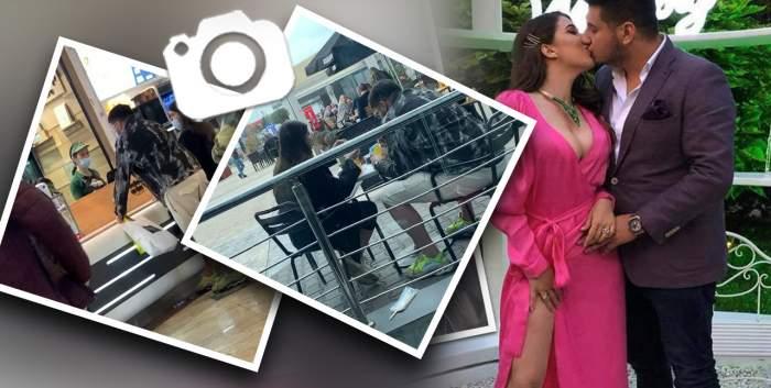 Cum are grijăGabriel Oprea Jr. de soția gravidă?Băiatu' lu' tata dă dovadă de responsabilitate! Imagini cu cei doi, în mall / PAPARAZZI
