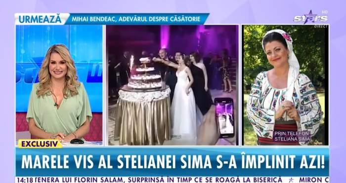 Steliana Sima, la Antena Stars