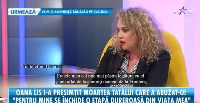 Oana Lis la Antena Stars