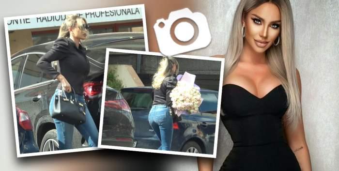 Bianca Drăgușanu este cea mai norocoasă femeie! Vedeta, surprinsă cu un cadou de excepție. Cum o răsfață admiratorul secret / PAPARAZZI