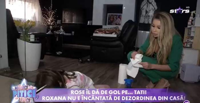 """Roxana Vașniuc, întâmpinată neplăcut de propria fiică. Ce a găsit vedeta când a ajuns acasă: """"Ar trebui să mă relaxez, nu să fac treabă"""""""