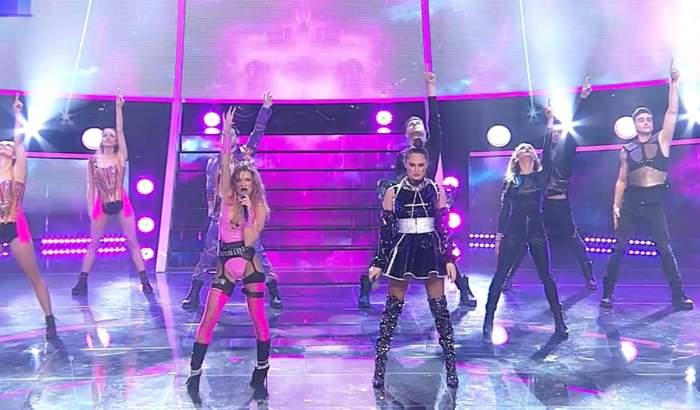 """Ana Baniciu și Raluka, combinația perfectă pe scena Te cunosc de undeva! Au intrat în pielea lui Lady Gaga și Ariana Grande: """"Ați fost fenomenale"""" / VIDEO"""