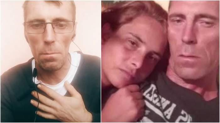 Colaj cu Ionuț Bodi/ Alexandra și Ionuț Bodi în perioada în care formau un cuplu.