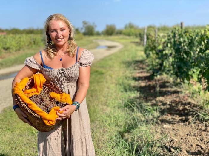 Ce mai face și cum arată acum Florina Mărcuță, fosta soție a lui Bebe Cotimanis