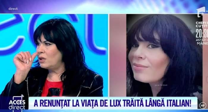 """Acces Direct. Mariana Moculescu, înșelată de fostul partener. Vedeta susține că a fost amenințată cu moartea! """"Mi-a pus mâna în gât de patru ori"""" / VIDEO"""