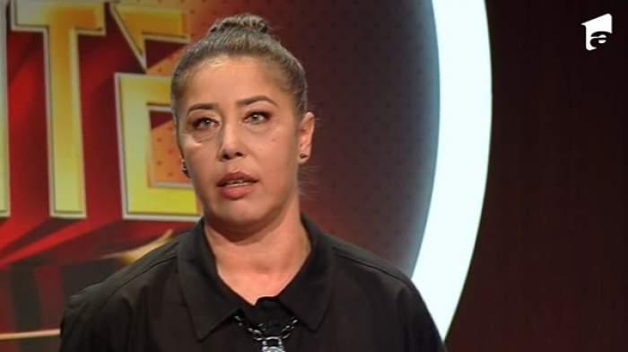 Mihaela Niță, concurenta la Chefi la cutite