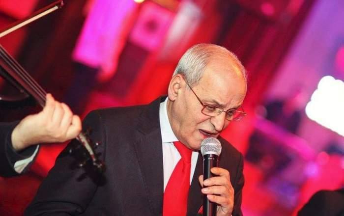 Nelu Ploieșteanu în timp ce cânta, în perioada în care trăia.