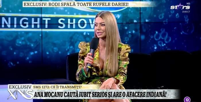 """Ana Maria Mocanu se lansează în afaceri, după decepțiile din dragoste. În ce domeniu vrea să performeze: """"Sunt pretențioasă"""" VIDEO"""