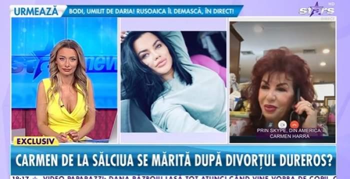Carmen Harra, la Antena Stars