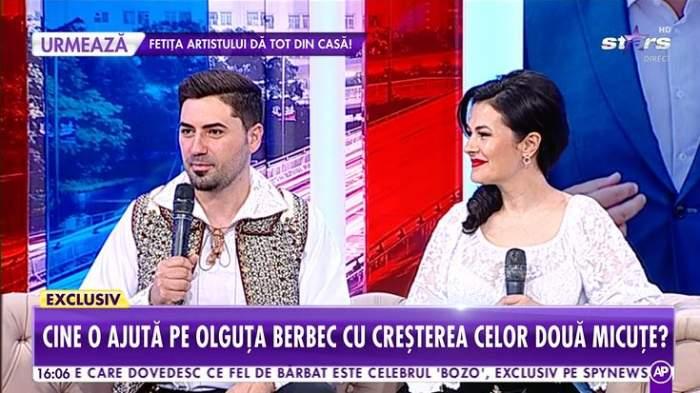Olguta Berbec si Remus Novac au vorbit la Antena Stars despre cele doua fiice ale lor