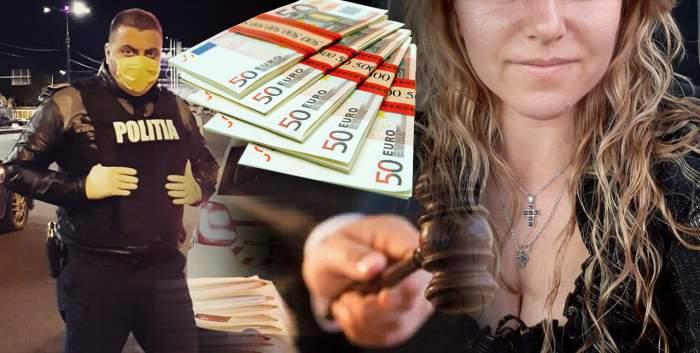 """""""Torționarul de la Secția 16"""", scandal pe 13.000 de euro cu femeia care l-a ajutat să distrugă probele / Au ajuns la tribunal"""