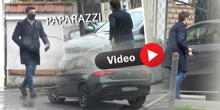 """Adrian Mutu încalcă orice regulă pentru cadoul perfect! Cum i-a pus gând rău """"Legii"""", în graba de a-i face pe plac soției! / PAPARAZZI"""