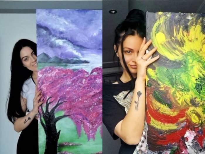 Simona Bălăceanu, concurenta de la Burlacul, și-a pus fanii pe gânduri. Ce tatuaj și-a făcut special pentru Andi Constantin / FOTO