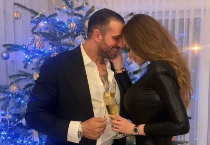Daria Radionova sarutata pe frunte de alex bodi