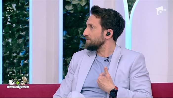 Dani Otil a certat-o pe iubita lui la Neatza cu Razvan si Dani