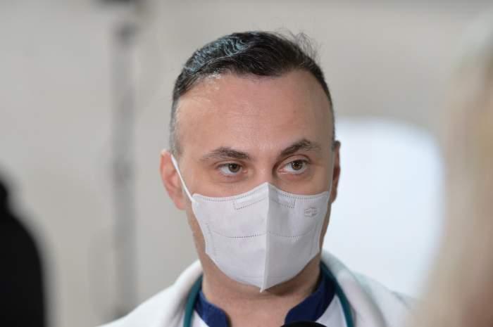 """Medicul Adrian Marinescu, despre infectarea lui Alexandru Arșinel cu COVID-19. """"E dovada că dacă mă vaccinez nu voi face o formă severă"""""""