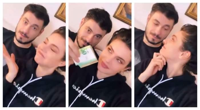 """Gluma devenită virală cu Alex Pițurcă și Christina Ich: """"Nu te-am luat pentru bani"""" / VIDEO"""