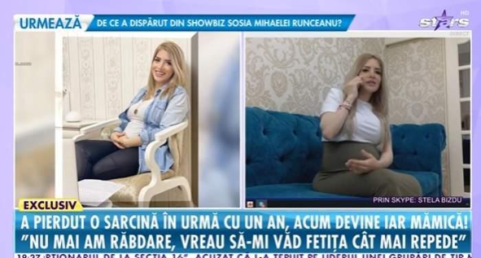Stela Bizdu, la Antena Stars
