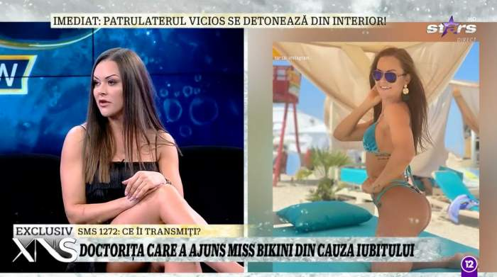 Ioana Crișan, la XNS