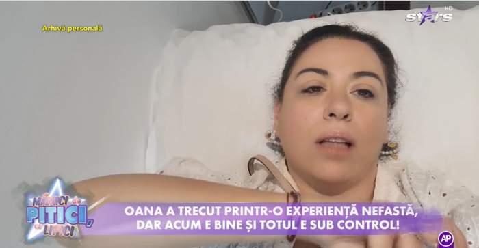 """Oana Roman, mărturisiri despre accidentul din Egipt. Vedeta a povestit la Mămici de pitici cu lipici prin ce a trecut: """"A durut cumplit"""" / VIDEO"""