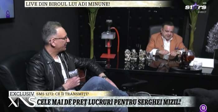 """Adi Minune, dezvăluiri fără perdea din propriul birou, la Xtra Night Show. Manelistul povestește cum și-a trăit viața în pandemie: """"Mă reinventez"""" / VIDEO"""