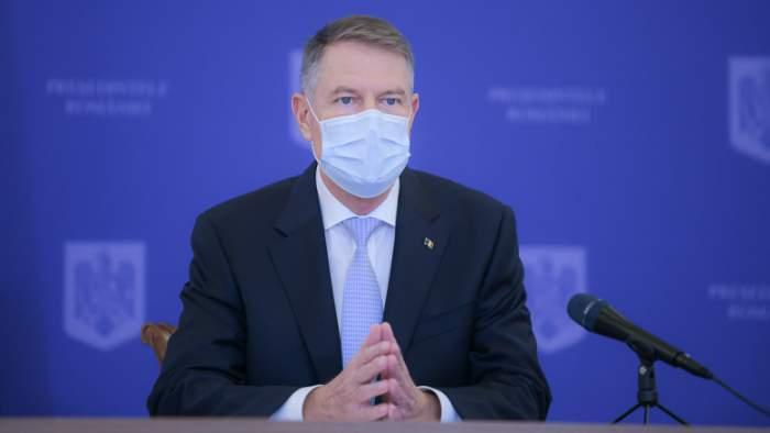 """Klaus Iohannis a spus când vom scăpa de restricții. Mesajul șefului statului pentru români: """"Este singura cale"""""""