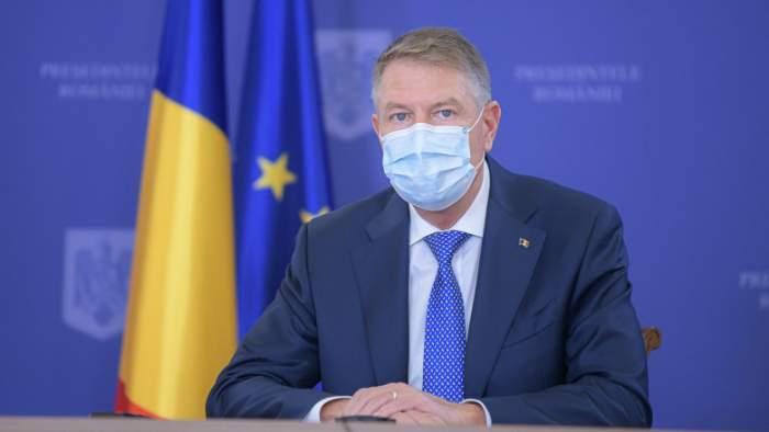 """Când ieșim din starea de alertă. Președintele Klaus Iohannis a prezentat condițiile: """"Îmi doresc foarte, foarte mult"""""""