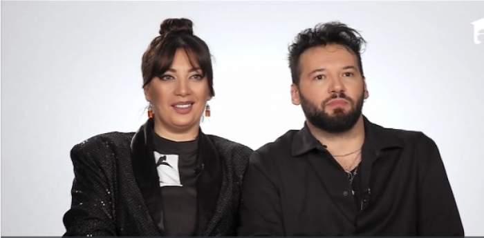 """Cocuța și Bogdan s-au reprofilat și au făcut show la Chefi la Cuțite. Cei doi au spus adevărul despre relația lor: """"Râdea de mine că plângeam"""" / VIDEO"""