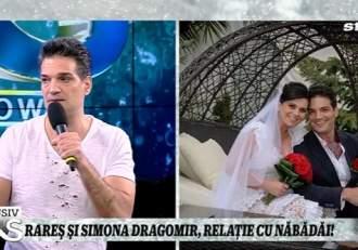 """Rareș Dragomir, cumpănă în căsnicie în timpul pandemiei. Ce s-a întâmplat între solist și soția lui: """"Am alunecat la un moment dat"""" / VIDEO"""