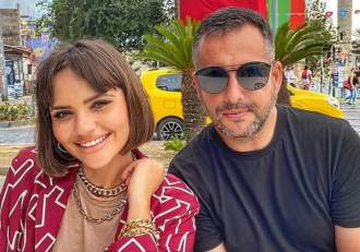 Cum arătau Cristina Șișcanu și Mădălin Ionescu în urmă cu 11 ani! Vedeta de la Antena Stars, cadru romantic alături de soțul ei / FOTO