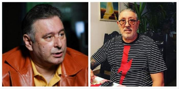 Un colaj cu Serghei Mizil și Mădălin Voicu.