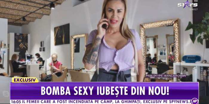 """Bianca Roman, detalii inedite despre mariajul încheiat după doar două luni. De ce a divorțat, de fapt, fosta ispită: """"Îmi place să fiu singură"""" / VIDEO"""