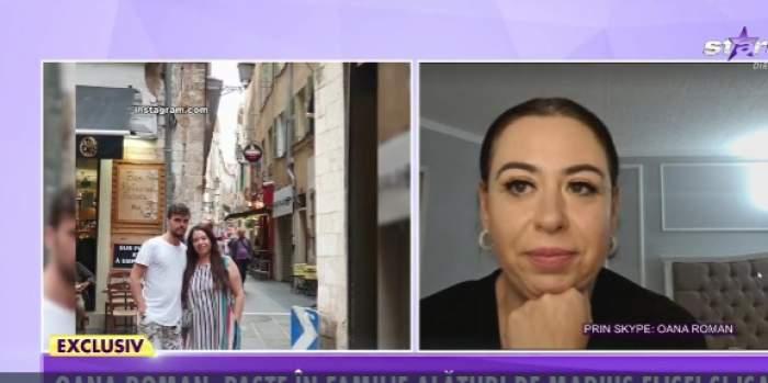 """Oana Roman și Marius Elisei, împreună de Paște? Vedeta a dat cărțile pe față, la Showbiz Report: """"Am norocul că..."""" / VIDEO"""