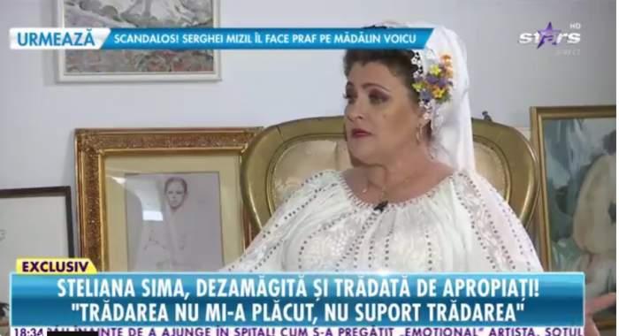 """Steliana Sima, detalii neștiute despre începuturile carierei sale, la Star News: """"Nu aveam bani suficienți"""" / VIDEO"""