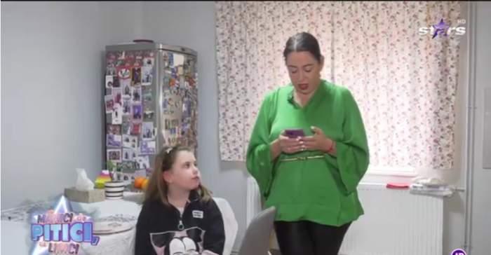 """Oana Roman a supus-o pe fiica ei unui test de cultură generală. Cum s-a descurcat micuța Isa: """"A fost extrem de interesant"""" / VIDEO"""