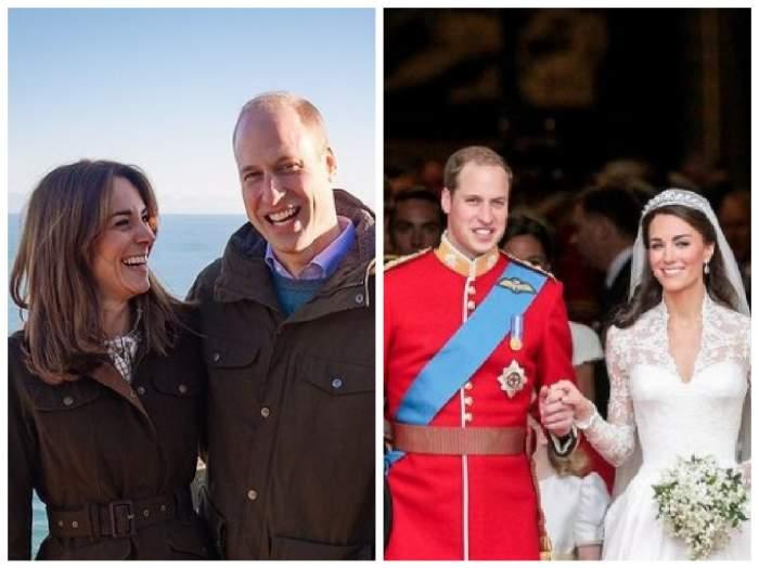 Prințul William și Kate Middleton împreună