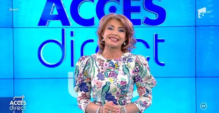 Acces direct. Mirela Vaida, absentă în ediția de azi a emisiunii. Ce s-a întâmplat cu prezentatoarea / VIDEO