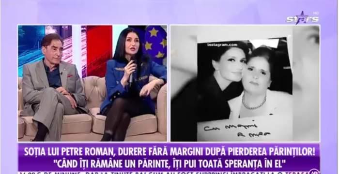 """Soția lui Petre Roman, suferințe cumplite după pierderea părinților. """"Când intram în casă..."""" / VIDEO"""