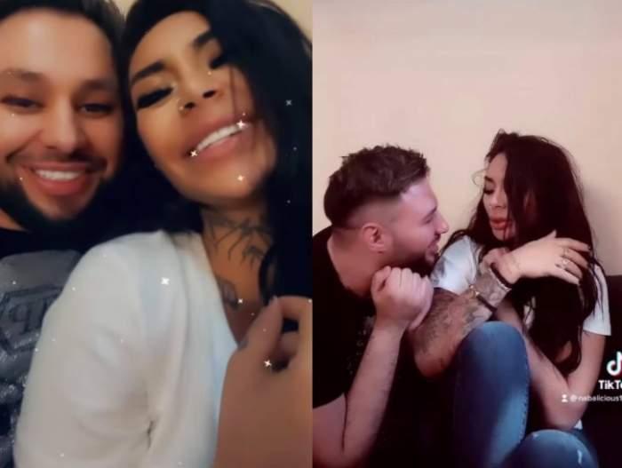 Yoannes și Naba, noul cuplu din showbiz-ul românesc? Cei doi s-au postat în ipostaze controversate / FOTO