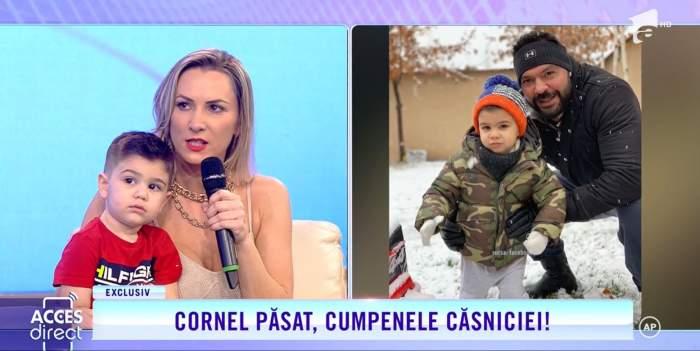 Acces Direct. Cornel Păsat, dezvăluiri despre cumpenele din familia sa. Cum a reușit să depășească greutățile din cuplu / VIDEO