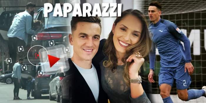 Florin Gardoș, familist cu acte-n regulă! Jucătorul e responsabil atunci când vine vorba de copil / PAPARAZZI