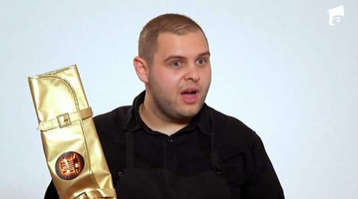 alexandru baditoaia a luat cutitul de aur la chefi la cutite