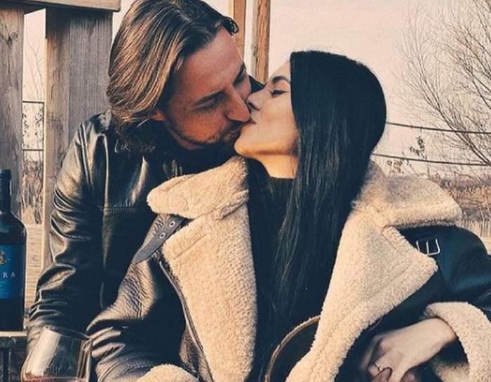 denis stefan si sotia sa se saruta