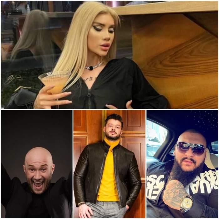 Colaj cu Bia Khalifa, Dani Mocanu, Victor Slav și Mihai Bendeac.