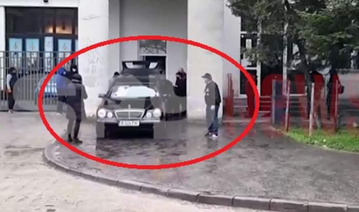 Fetele lui Nelu Ploieșteanu au mers să ridice sicriul cu trupul neînsuflețit al tatălui lor de la IML