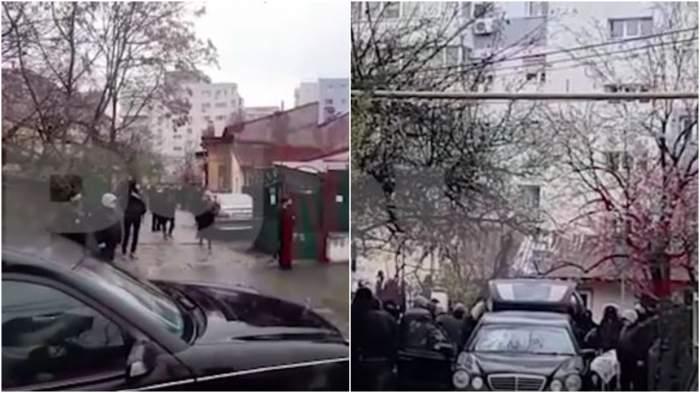 """Trupul neînsuflețit al lui Nelu Ploieșteanu a ajuns pentru ultima oară acasă. Fiicele artistului îl strigă cu disperare: """"Tată, tată!"""" / VIDEO"""