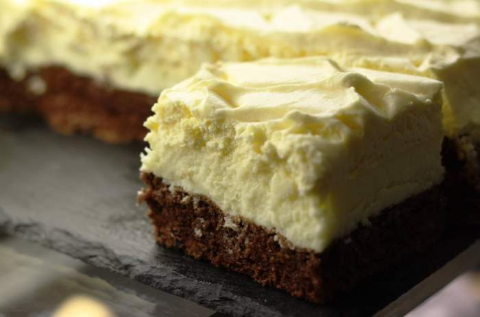 Prăjituri de post cu cremă. Top 7 rețete