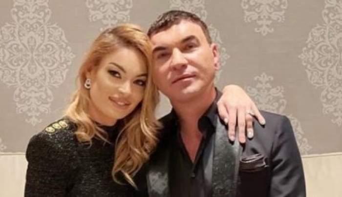 Valentina Pelinel și Cristi Borcea
